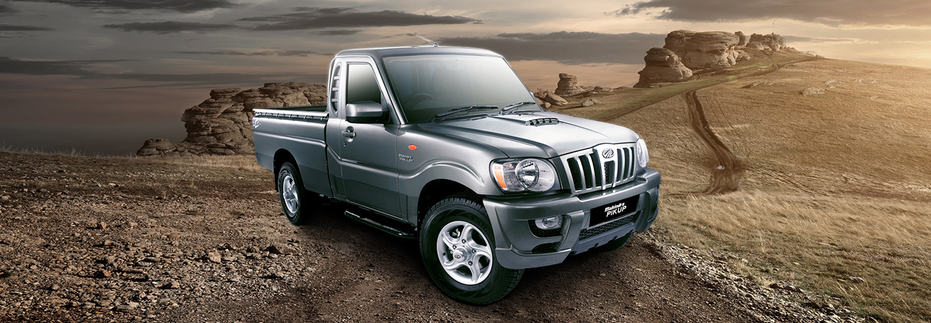 Mahindra Scorpio simple cabine